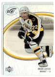 2005-06 Ice #10 Brian Leetch MINT Hockey NHL Bruins