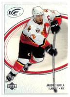 2005-06 Ice #14 Jarome Iginla MINT Hockey NHL Flames