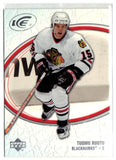 2005-06 Ice #21 Tuomo Ruutu MINT Hockey NHL Blackhawks