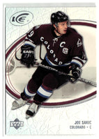 2005-06 Ice #22 Joe Sakic MINT Hockey NHL Avalanche