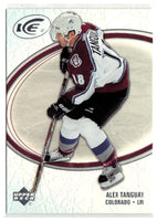 2005-06 Ice #24 Alex Tanguay MINT Hockey NHL Avalanche