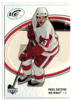 2005-06 Ice #32 Pavel Datsyuk MINT Hockey NHL Red Wings