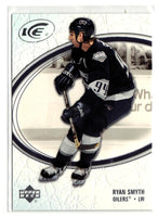 2005-06 Ice #38 Ryan Smyth MINT Hockey NHL Oilers