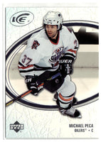 2005-06 Ice #39 Michael Peca MINT Hockey NHL Oilers