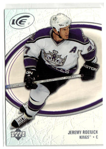 2005-06 Ice #44 Jeremy Roenick MINT Hockey NHL Kings