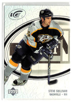 2005-06 Ice #53 Steve Sullivan MINT Hockey NHL Predators