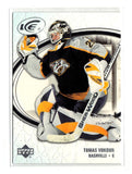 2005-06 Ice #55 Tomas Vokoun MINT Hockey NHL Predators