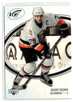 2005-06 Ice #59 Alexei Yashin MINT Hockey NHL NY Islanders