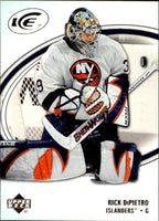 2005-06 Ice #61 Rick DiPietro MINT Hockey NHL NY Islanders