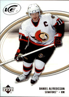 2005-06 Ice #69 Daniel Alfredsson MINT Hockey NHL Senators