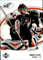 2005-06 Ice #70 Robert Esche MINT Hockey NHL Flyers