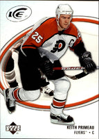 2005-06 Ice #72 Keith Primeau MINT Hockey NHL Flyers