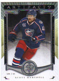 2015-16 Upper Deck Artifacts #24 Scott Hartnell  Blue Jackets