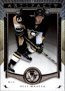 2015-16 Upper Deck Artifacts #49 Olli Maatta MINT Penguins