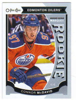2015-16 Upper Deck O-Pee-Chee Connor McDavid Hockey NHL RC Rookie Oilers