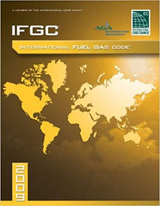 2009 International Fuel Gas Code (IFCG)