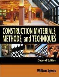 Construction Materials, Methods, and Techniques, Second Edition, 2006