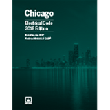 NFPA 70: National Electrical Code with Chicago Amendments 2017 Softbound