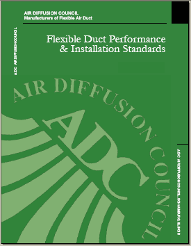 DC Flexible Duct Performance & Installation Standards [Manual]