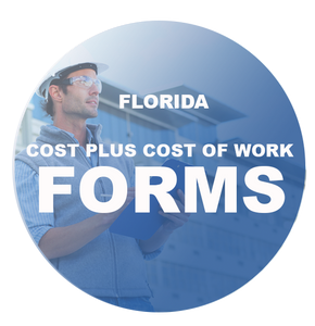 COST PLUS COST OF WORK ADDENDUM FORMS
