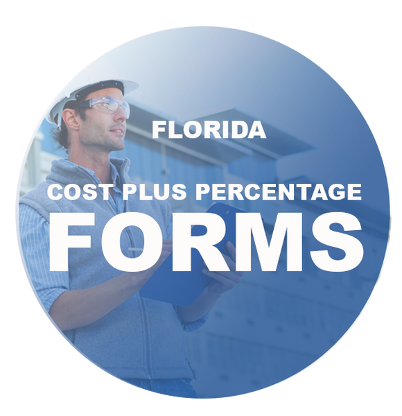 COST PLUS PERCENTAGE FORMS