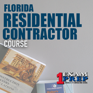 How to Get a Residential Contractor License in Florida Online Course