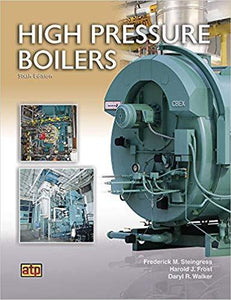 High Pressure Boilers, 6th Edition Book