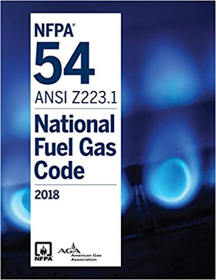 NFPA 54 National Fuel Gas Code 2018