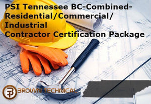 PSI Tennessee BC-Combined-Residential/Commercial/Industrial Contractor Certification Package