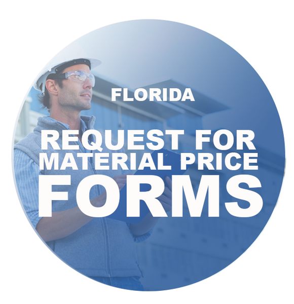 REQUEST FOR MATERIAL PRICE FORMS