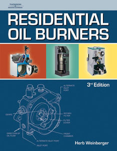 Residential Oil Burners, 3rd Edition Book