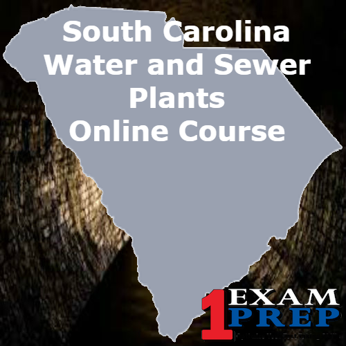 South Carolina Water and Sewer Plants Course