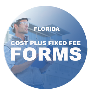 COST PLUS FIXED FEE FORMS