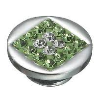 Peridot Diamond Sparkle Kameleon JewelPop
