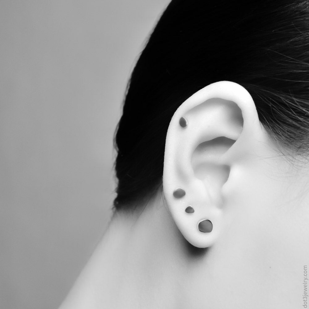 8f269c4cb Triple piercing ideas for every occasion and where to find them | Dot3