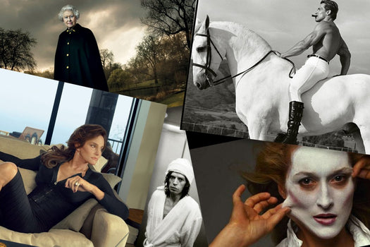 Iconic Celebrity Photography by Annie Leibovitz