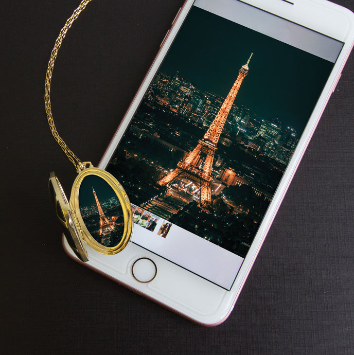 8 Pictures from your Phone into your Locket