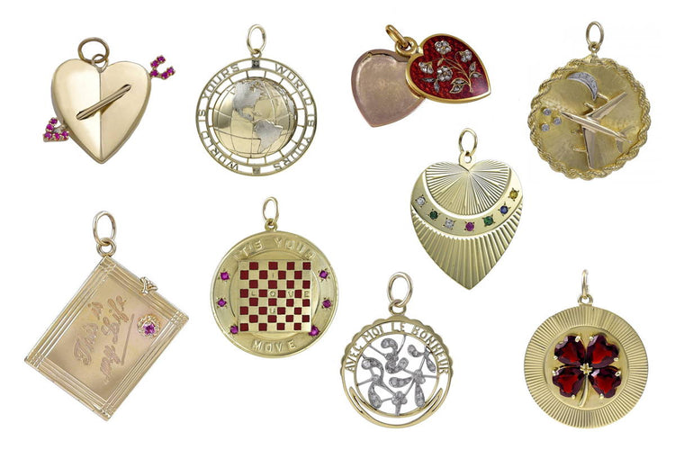 Vintage Charms - A Guide To Collecting