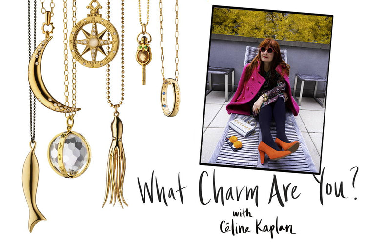 What Charm Are You? with Céline Kaplan
