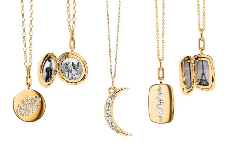 The Inspiration Behind Our Vintage Diamond Locket Collection