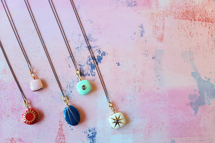 The Inspiration behind our locket x color collection