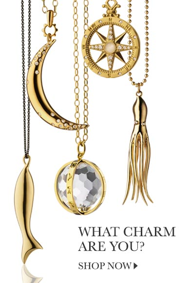 The Charm Necklace Collection
