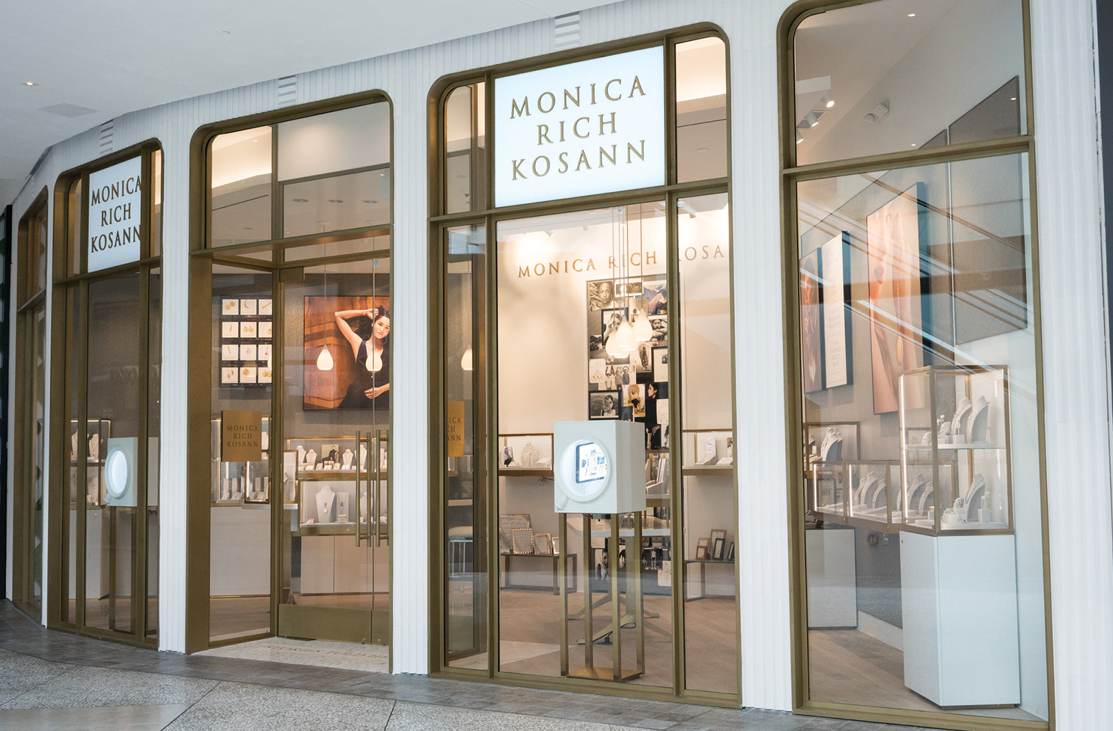 Monica Rich Kosann shop at Westfield Century City