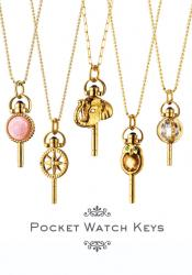 Pocket watch keys