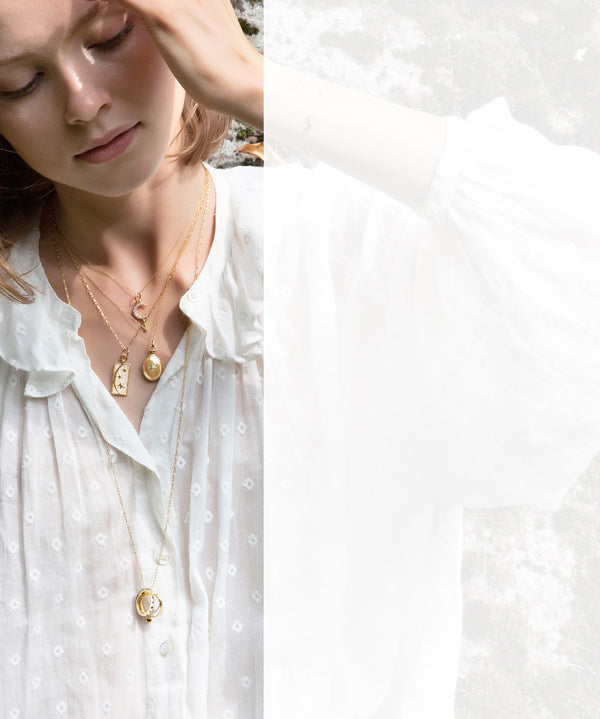 Poesy Ring Necklaces