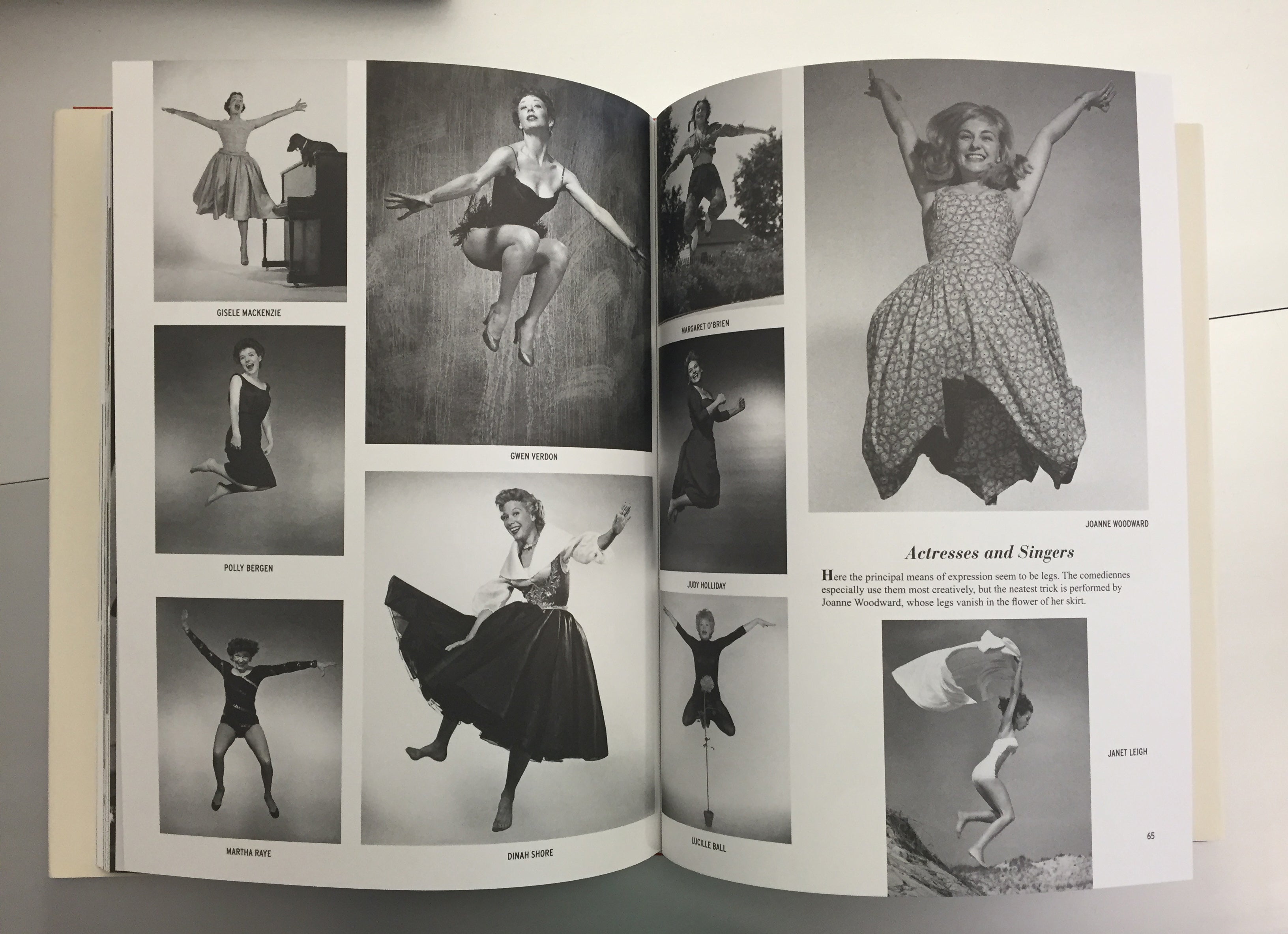 Actresses & Singers by Philippe Halsman