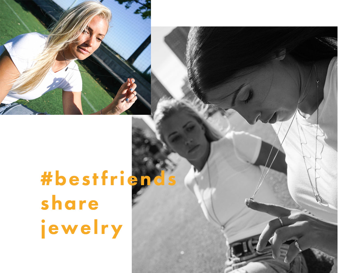 best friends TNP poesy collection lifestyle