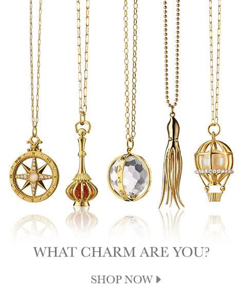 Charm Necklace Collection