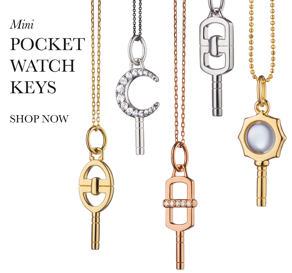 The Pocket Watch Key Collection