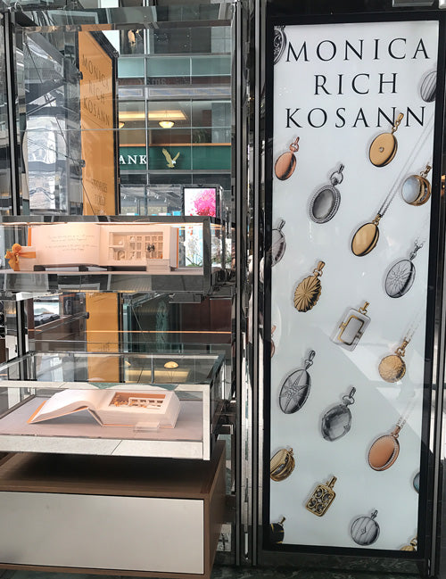 Monica Rich Kosann shop at The Shops at Columbus Circle - Time Warner Center